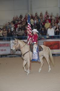 Paige horsemanship