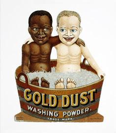 Banheira de poeira de ouro