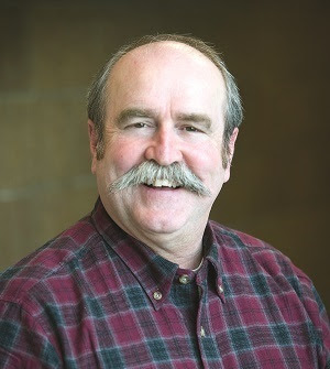 head and shoulders view of Bill O'Neill, retiring Michigan DNR natural resources deputy
