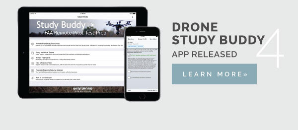Drone Study Buddy app released