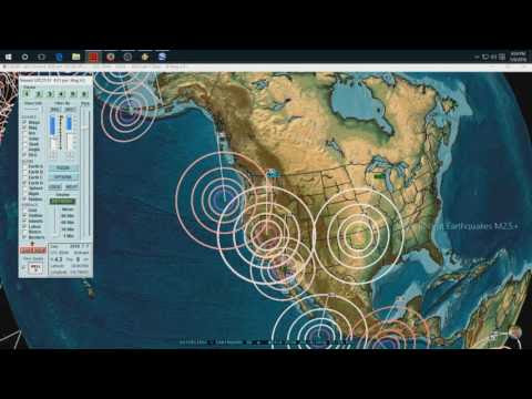 7/08/2016 -- West Coast and Midwest Earthquake Unrest -- East coast on watch Hqdefault