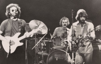 Cornell Concerts of the '70s