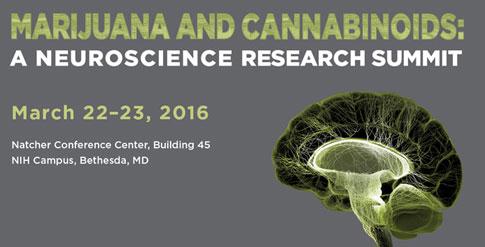 Marijuana and Cannabinoids: A Neuroscience Research Summit
