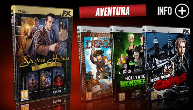 Aventura - Juegos - PC - Español