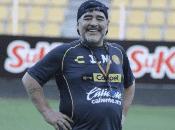 El ídolo mundial se recupera en una residencia en la Provincia de Buenos Aires, antes de retomar sus funciones en México como director técnico de los Dorados de Sinaloa.
