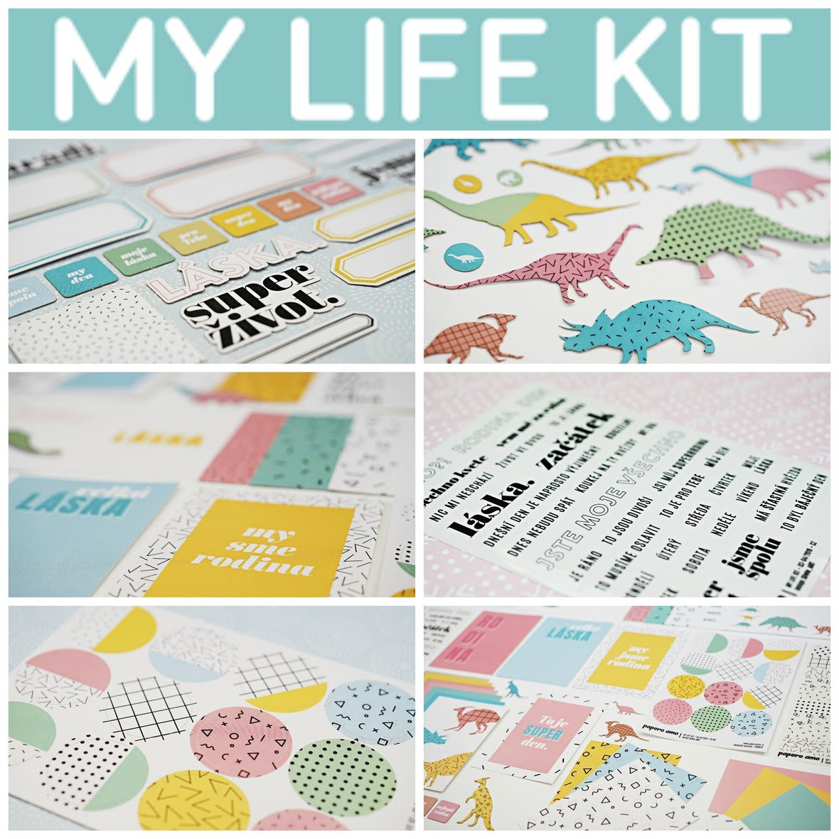 PicMonkey Collage my life kit brezen 2019 banner