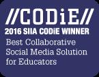 2016 CODiE Winner