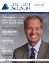 Limited Partner magazine - Q3 2013