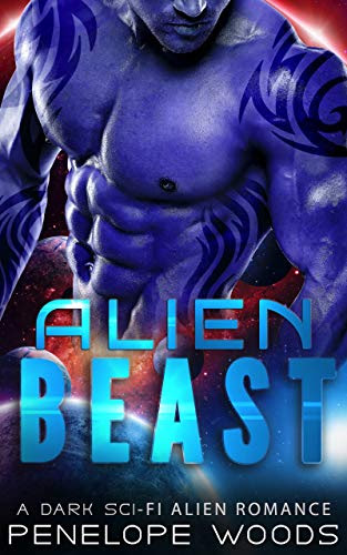 Cover for 'Alien Beast'