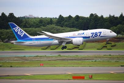 04303 | Phoenix 1:400 | Boeing 787-8 ANA All Nipon Airways JA814A | is due: January 2020