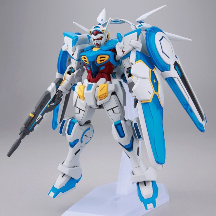 Image of HG Gundam G-Self (Perfect Pack Equipped)