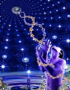 transmutation of DNA