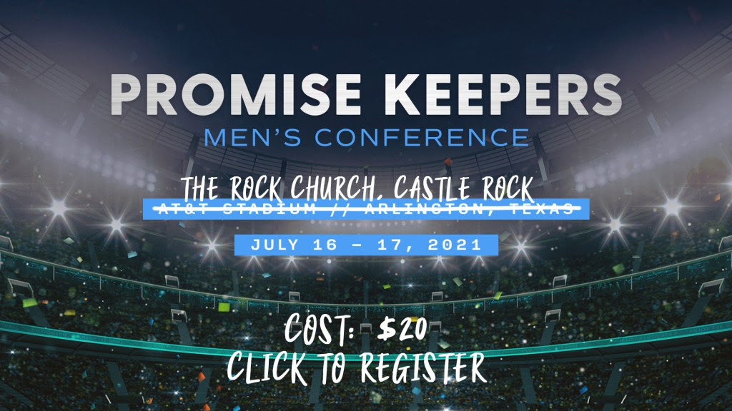 Promise Keepers Event - July 16-17
