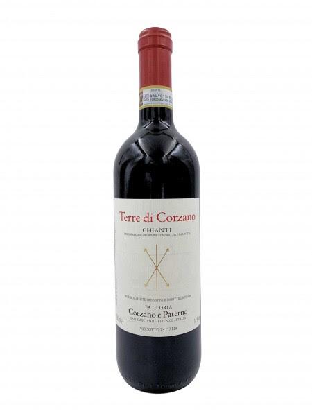 Fattoria Corzano e Paterno - Terre di Corzano 2018 - Princeton Corkscrew  Wine Shop