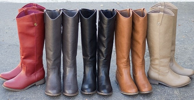 Fall Fashion Riding Boots + Mo...