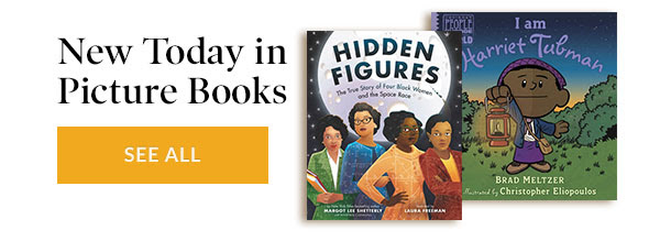 New Today in Picture Books   SEE ALL