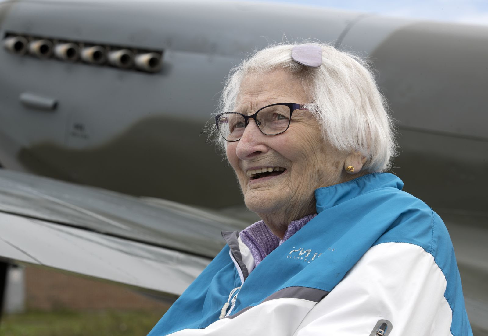 Jaye Edwards: A woman pilot in wartime Britain