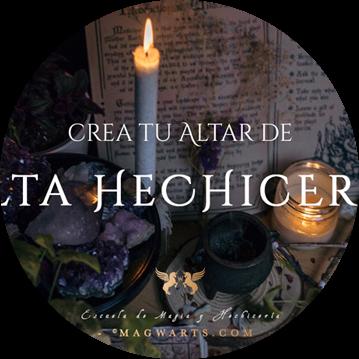 Crear Altar de Magia - Magwarts