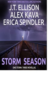 Storm Season by J.T. Ellison, Alex Kava, and Erica Spindler