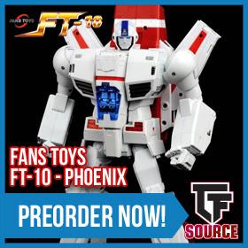 Fans Toys FT-10 - Phoenix