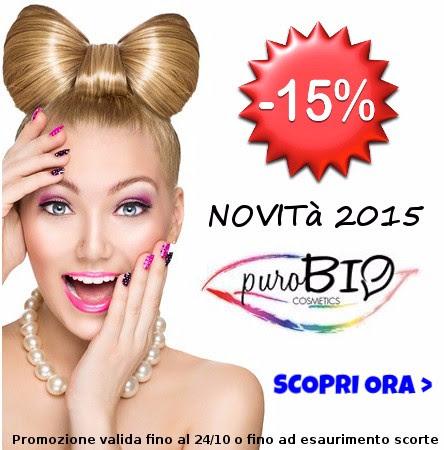 Offerta Purobio Cosmetics