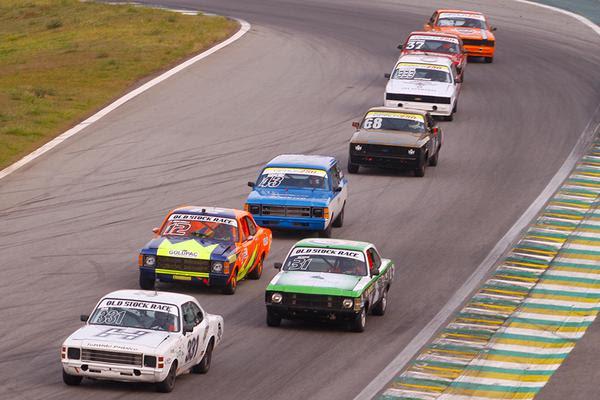 Campeonato Paulista inclui as categorias Old Stock Race e Opala 250 (FASP/Humberto da Silva)