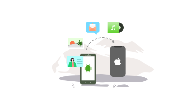 AnyTrans for iOS Transfer Between iOS and Android
