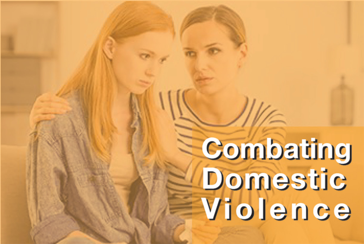 Combating Domestic Violence image