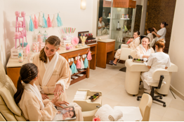 The AAA Five Diamond Grand Velas Riviera Nayarit now offers teen girls a complete Spa Day