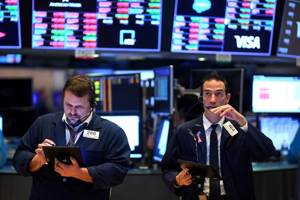 Las principales bolsas del mundo volvieron a registrar fuertes caída.