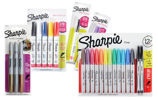 Sharpie® Marker & Paint Pen Sets