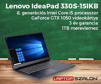 Iskolakezdési ajánlatok - Lenovo IdeaPad 330S