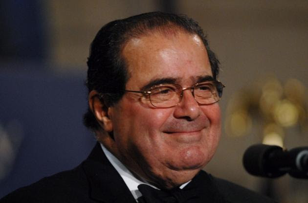 The Passing of  Justice Antonin Scalia True Pro-Life Hero