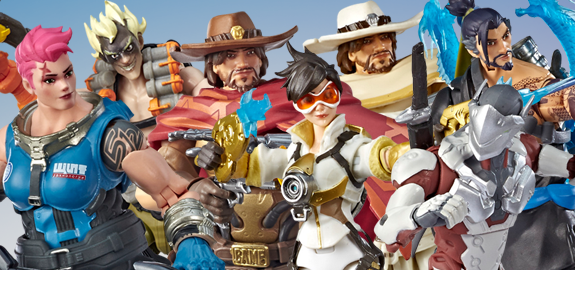 OVERWATCH ULTIMATES DUAL PACKS WAVE 2