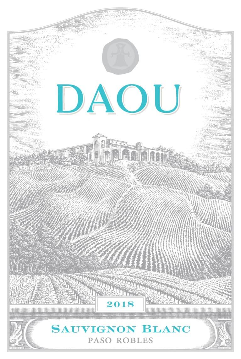 Image result for daou 2018 sauvignon blanc