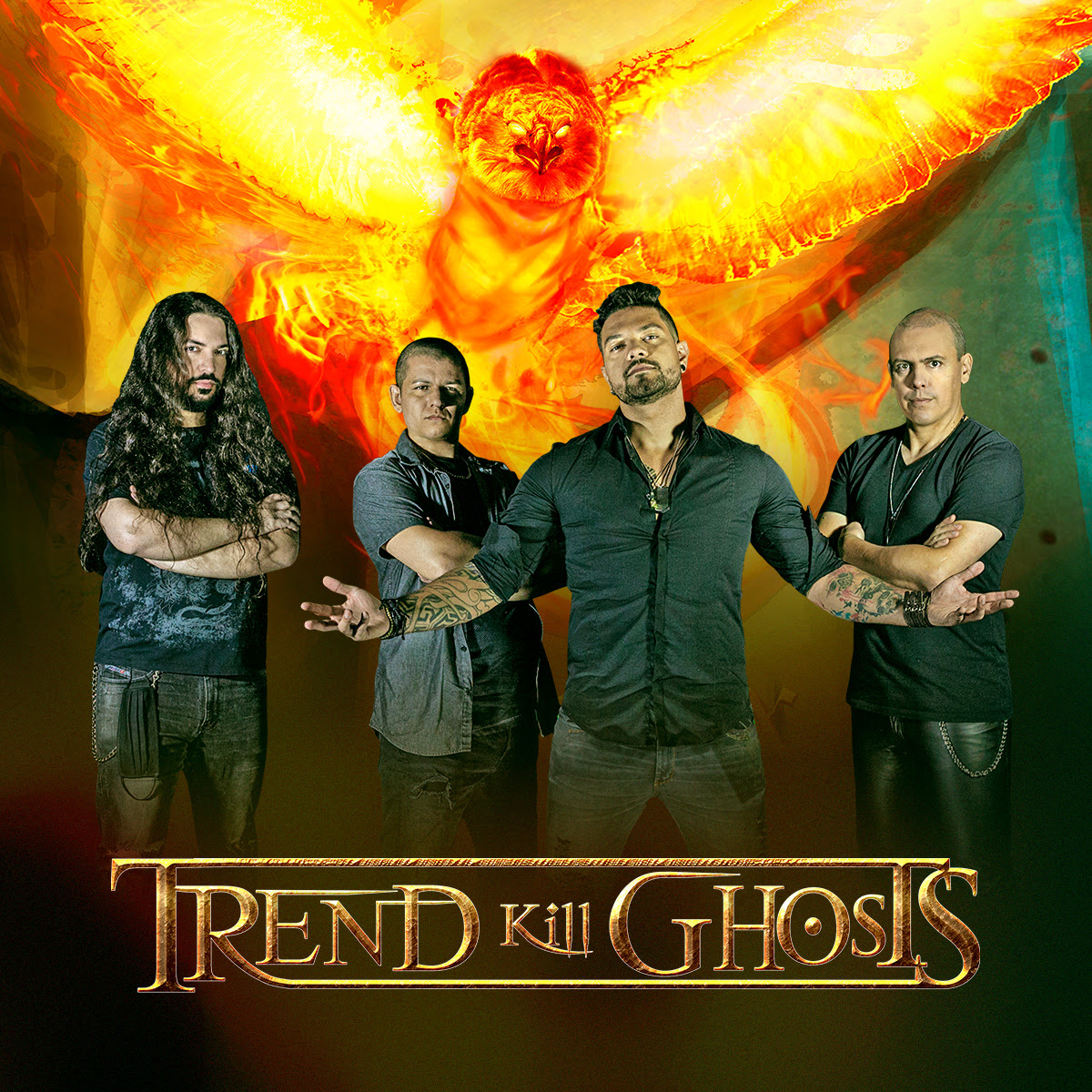 Trend Kill Ghosts single