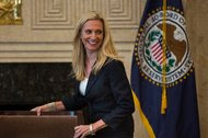 Lael Brainard, a Federal Reserve governor, is speaking to the Chicago Council on Global Affairs.