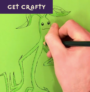 Draw a Bowtruckle