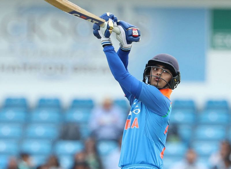 Ishan Kishan has played for the India A side.