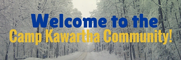 Welcome to the Camp Kawartha Community