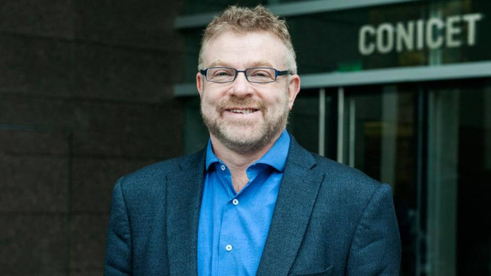 Gabriel Rabinovich, director del Laboratorio de Inmunopatología del Instituto de Biología y Medicina Experimental (Conicet).
