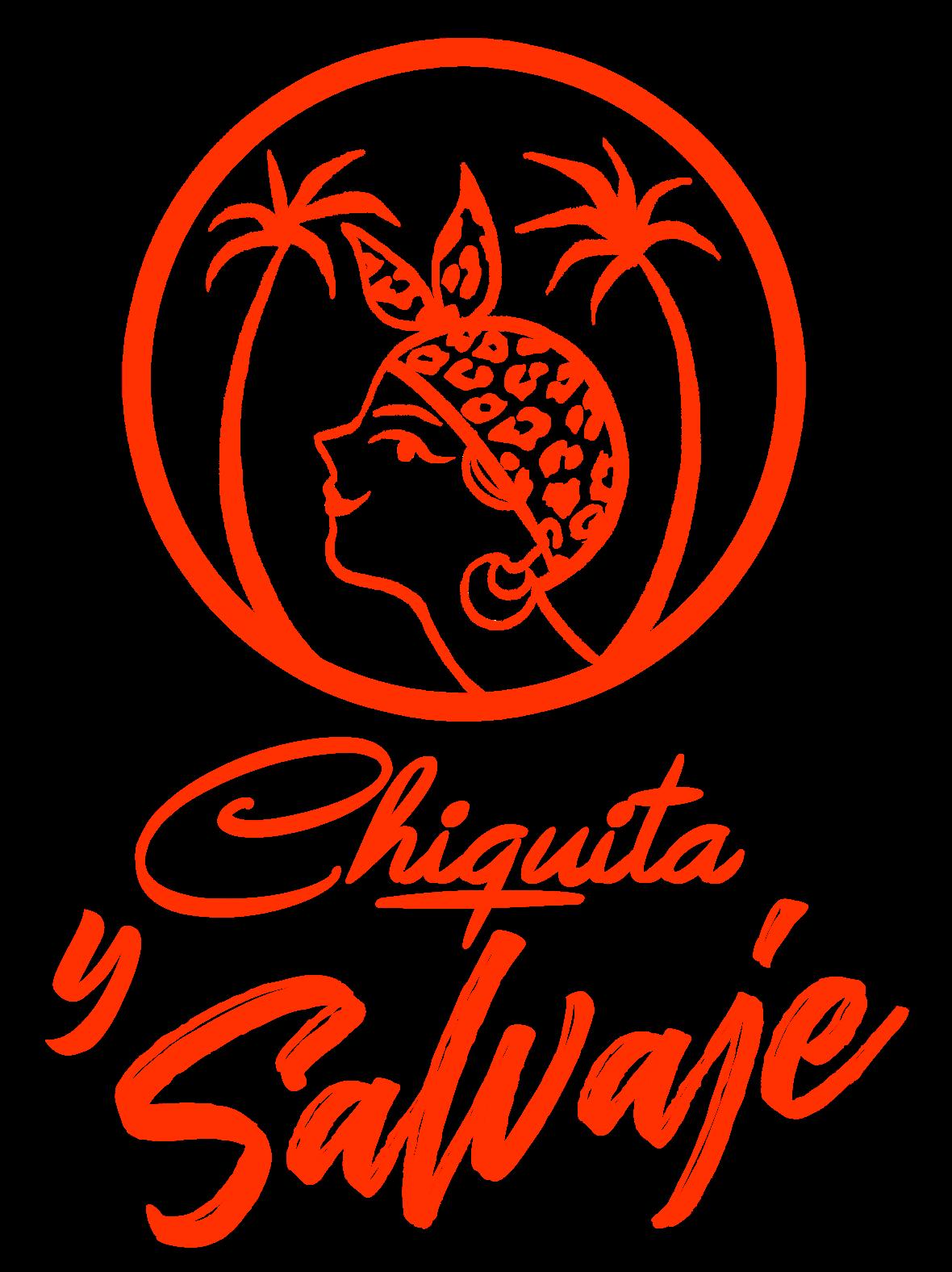 Logo2 Chiquita y salvaje
