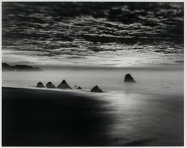 Triangle Rocks, Garrapata Beach