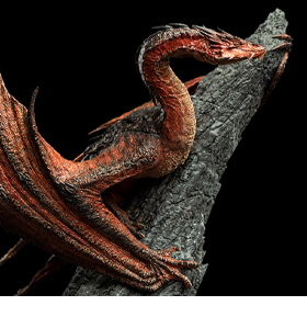 The Hobbit Smaug The Magnificent Statue