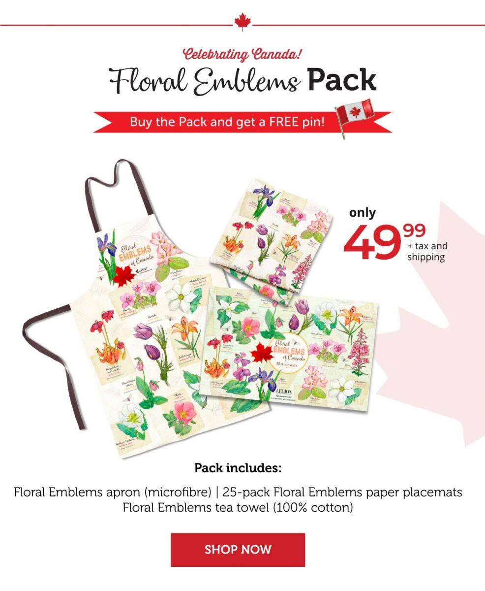 Floral Emblem Pack
