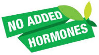 No added hormones