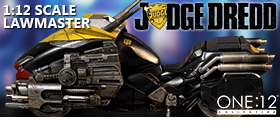 JUDGE DREDD'S LAWMASTER