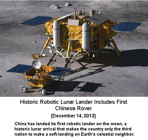 Chinese Moon Rover 2013