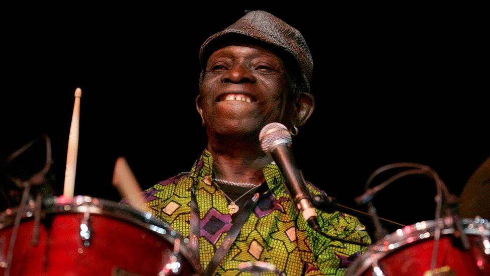 Tony Allen: 'World's greatest drummer' and afrobeat pioneer dies