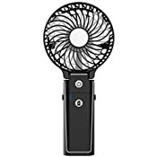 【本日限定】超静音卓上 手持ちUSB扇風機 お買い得